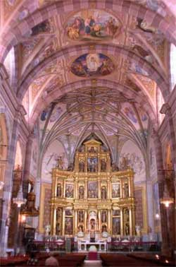 Iglesia de la Purificación de Almendralejo