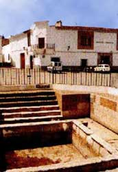 popular blanco lechón en Badajoz